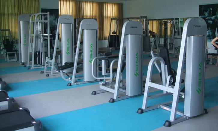 -健身俱乐部