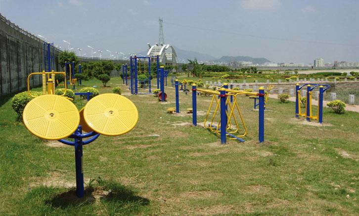 -农村健身普及工程