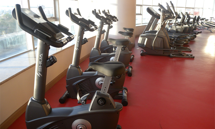 -企事业单位健身房