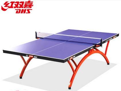 红双喜T2828小彩虹乒乓球桌