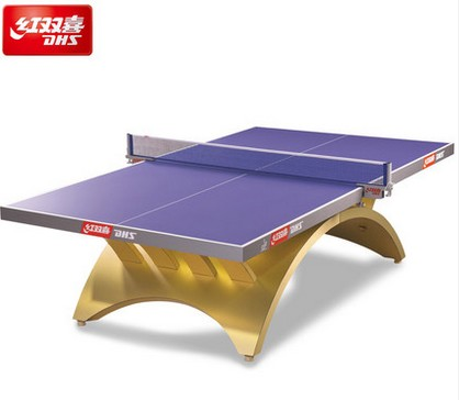 红双喜金彩虹国际赛事专用比赛乒乓球桌
