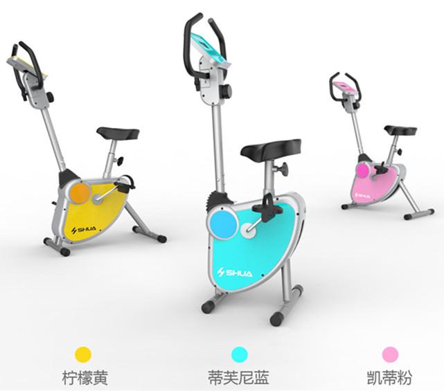 SH-U1时尚多彩糖果小单车