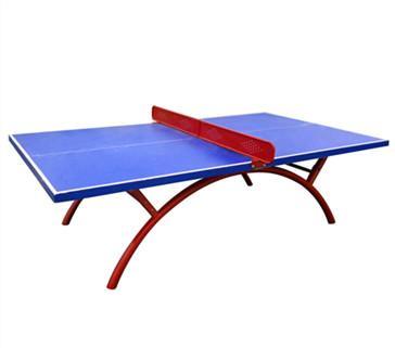 舒华新国标户外乒乓球桌JLG-102