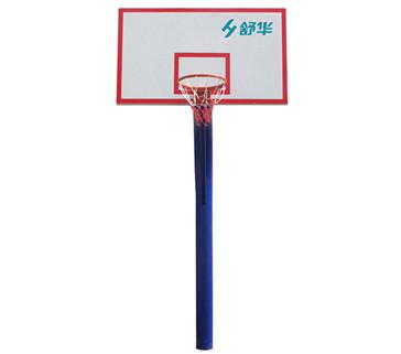 舒华新国标户外篮球架JLG-101