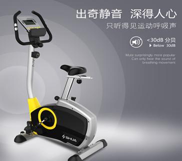 舒华833U磁控立式健身车