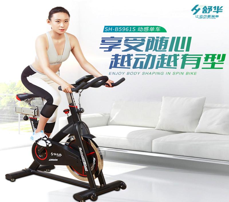 舒华SH-5961S静音动感单车